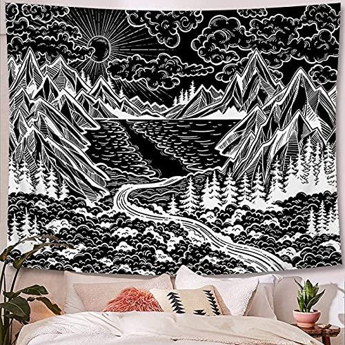 CYYyang Tapices Decoración para Dormitorio o Sala de Estar, Toalla de Playa para Colgar en la Pared de combinación de Colores