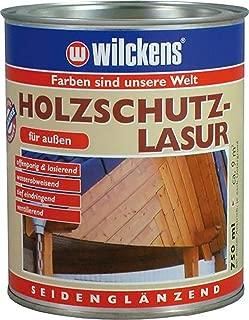 Wilckens Holzschutzlasur 750ml SLPP 0001 Farblos seidenglänzend
