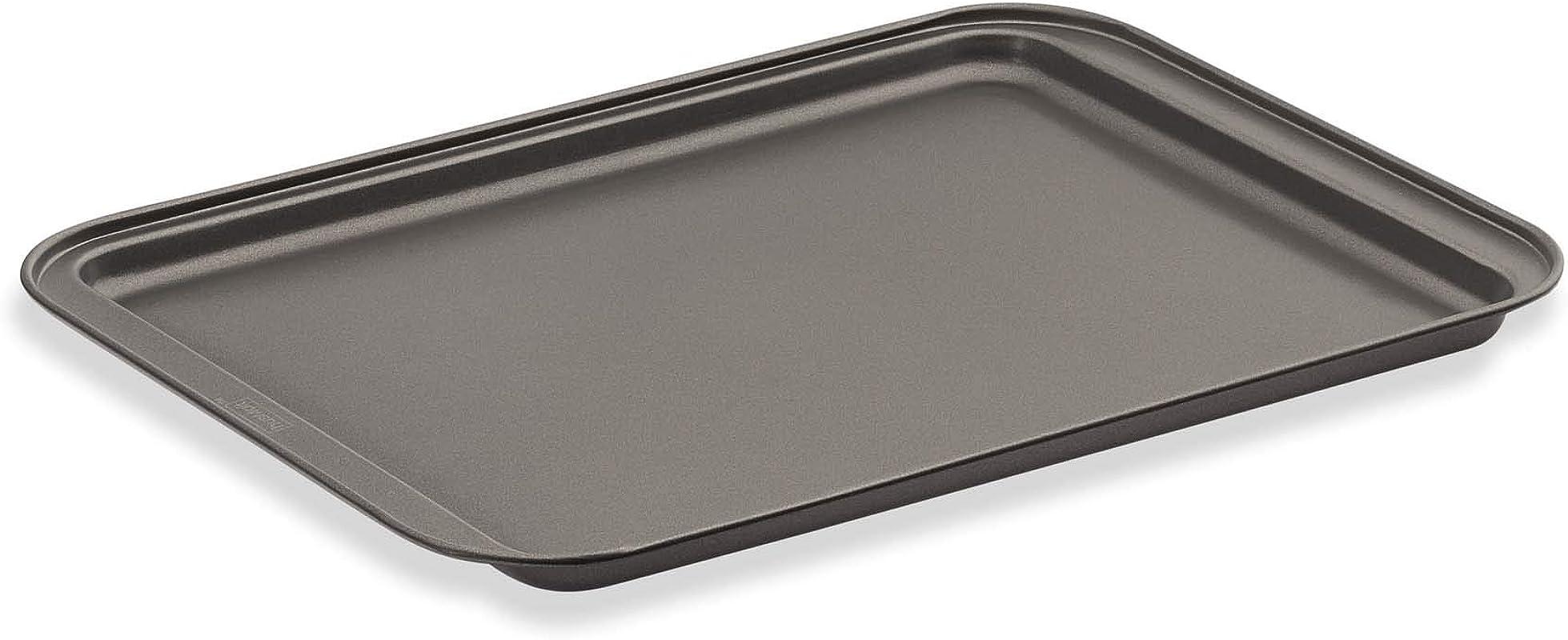HusMait 10x14 Inch Non Stick Baking Sheet Superior Long Lasting Cookie Pan