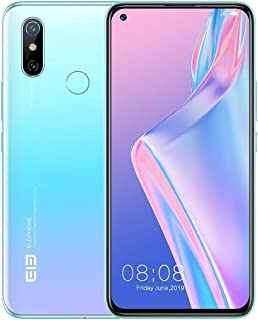 SHIHUI Cellphone U3H / E6006, 48MP Camera, 8GB+256GB, Dual Back Cameras, Fingerprint Identification, 6.53 inch Punch-hole Screen Android 10.0 MTK6771T Helio P70 Octa Core up to 2.0GHz, Network: 4G, OT