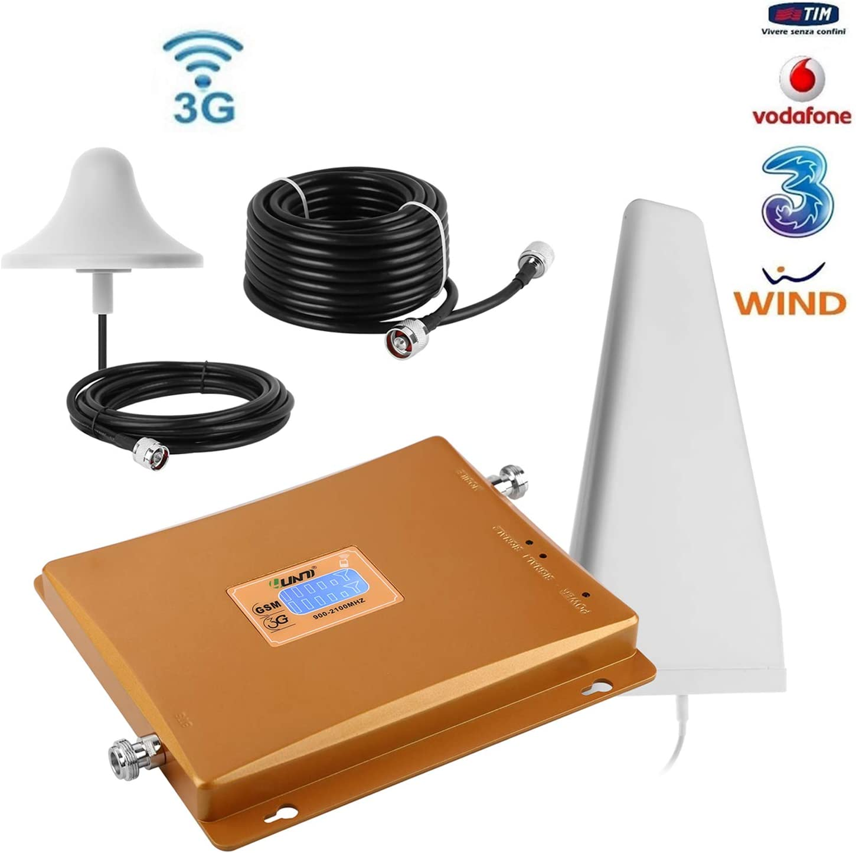 Yuanj Handy Signalverstarker 2g 3g Repeater Gsm Amazon De Elektronik