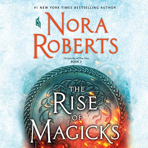 The Rise of Magicks audiobook cover art