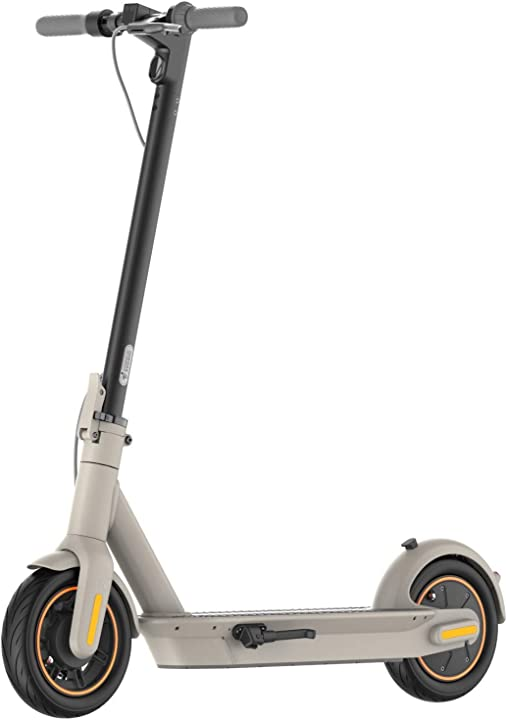Monopattino elettrico max g30le con 40 km di autonomia ninebot by segway ninebot AA.00.0003.81