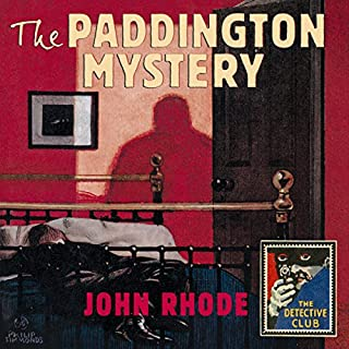 The Paddington Mystery audiobook cover art