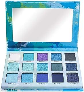 Paleta Spotlight Eyeshadow - Azul - Luisance - L2037-A, Luisanse