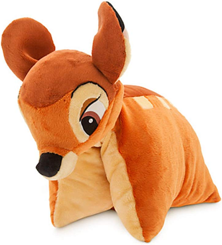 Disney Parks Bambi Pillow Pal Plush Pet Doll NEW