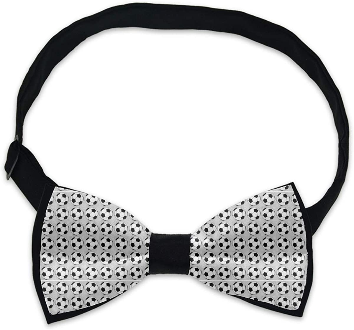 Adjustable Bowties Necktie for Business Wedding Party Gift, Holiday Party