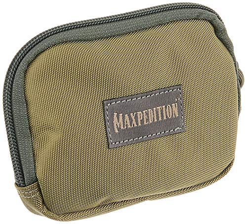 Maxpedition MX3526KF-BRK Hook & Loop Zipper Pocket