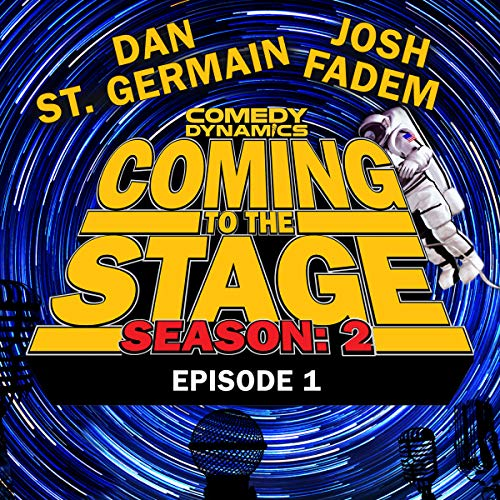 Coming to the Stage Season 2 audiobook cover art