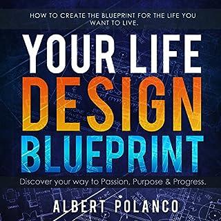 Your Life Design Blueprint audiobook cover art