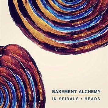In Spirals / Heads