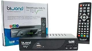 Brigmton L-TDT DVBT2 2919 HDMI SCART COAXIAL