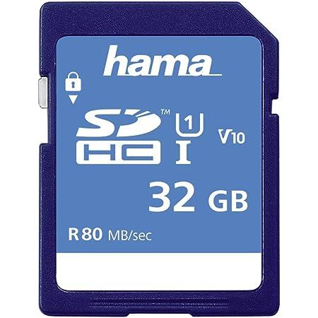 Hama Speicherkarte Sdhc 32gb Computer Zubehör