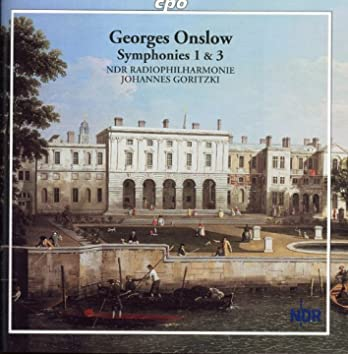 Onslow: Symphonies Nos. 1 & 3