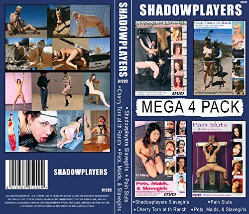 4 dvd Box Set: Shadowplayers
