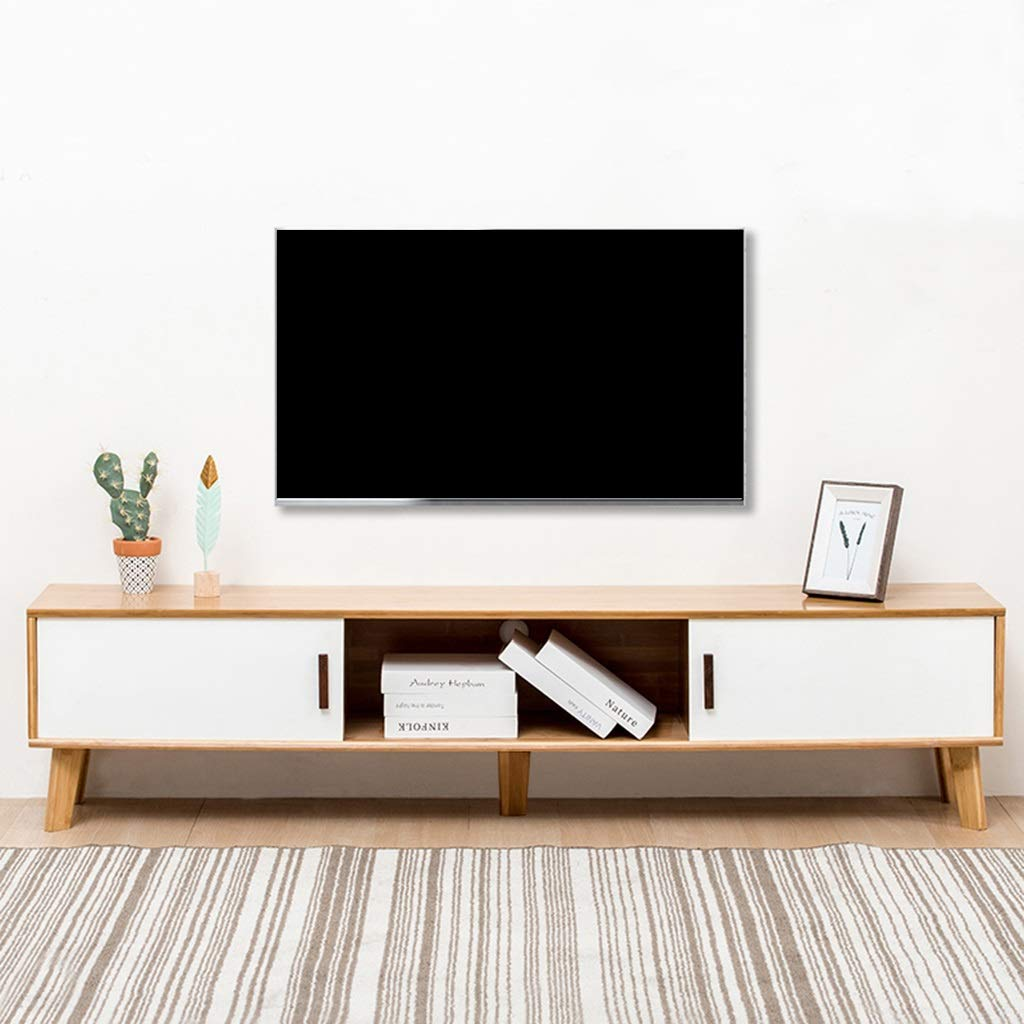 TV de madera soporte de almacenamiento de la consola de ...