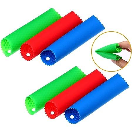 1 Set Silicone Garlic Peeler Easy Roller Peeling Free Shipping S5U9