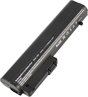 ARyee 5200mAh 11.1V NC2400 Battery Laptop Battery Replacement for HP EliteBook 2530P 2540P HP COMPAQ Business Notebook 2400 2510P NC2400