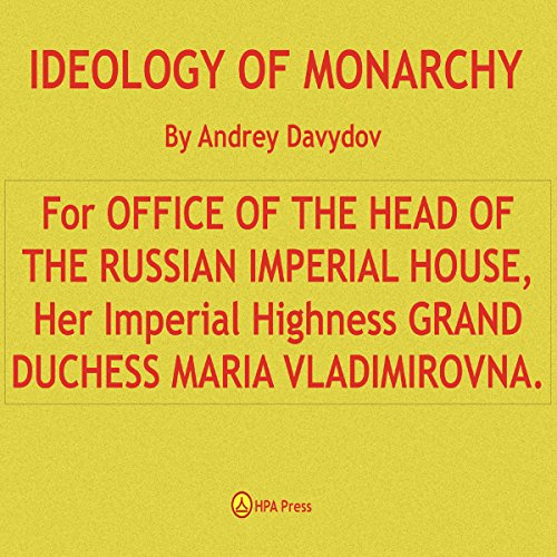 Ideology of Monarchy cover art