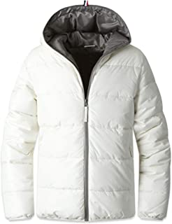 9ca7145ff7fd EnvyLook New Mens Hoodie Padding Coat Blazer Casual Jacket Jumper Outdoor  Parka Top M035 Orange