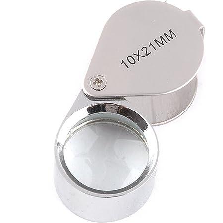 Hemobllo 4pcs lente dingrandimento riparazione orologio lente dingrandimento gioielliere lente dingrandimento set di strumenti lenti sostituibili