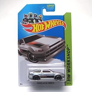 Hot Wheels 14 Toyota AE-86 Corolla 222/250 (Silver)