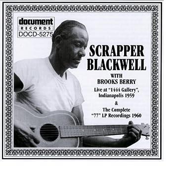 Scrapper Blackwell 1959-1960