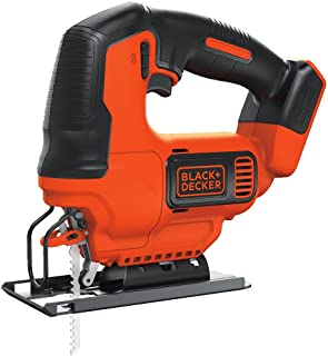 BLACK+DECKER 20V MAX Jig Saw, Tool Only (BDCJS20B)