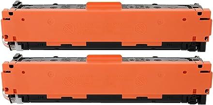 TONER EXPERTE® 2 Negro Cartuchos de Tóner compatibles para HP Laserjet Pro 200 Color M251n M251nw MFP M276n M276nw Canon i-SENSYS LBP7100Cn LBP7110Cw MF628Cw MF8230Cn MF8280Cw (2400 páginas)