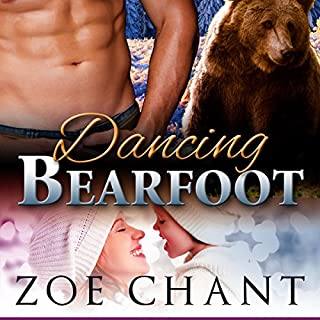 Dancing Bearfoot audiobook cover art