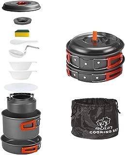 Best outdoor cook set Reviews