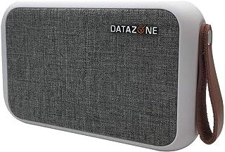 Wireless Datazone Speaker,Powerful 10-watt portable Fabric Bluetooth speaker, Built in MIC for Making calls, SD Card Slot,...