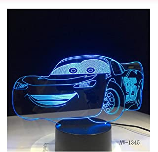 Dalber Lampe de Chevet Collection Route 66