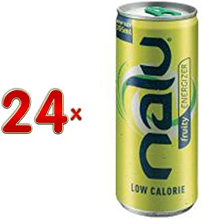 Coca Cola Nalu Energy Drink 24 x 0,355l Dose IMPORT Fruity Energizer