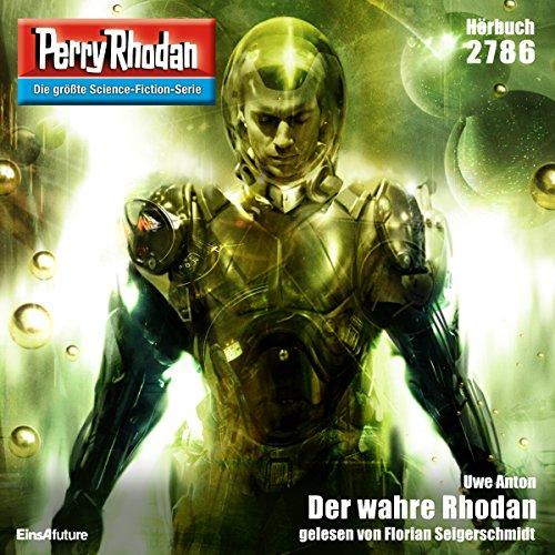Der wahre Rhodan cover art