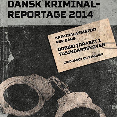 Dobbeltdrabet i Tusindårsskoven audiobook cover art
