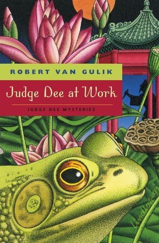 Compare Textbook Prices for Judge Dee at Work: Eight Chinese Detective Stories Judge Dee Mysteries  ISBN 9780226848662 by van Gulik, Robert