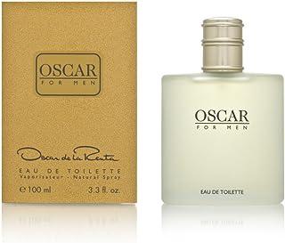 Oscar De La Renta Oscarfor Men, 3.4 Ounce Eau De Toilette Spray (Yellow Box)