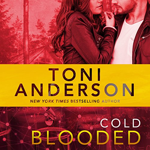 Cold Blooded audiobook cover art