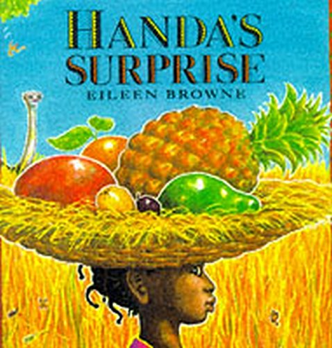 Handa's Surprise: Big Book [Idioma Inglés]