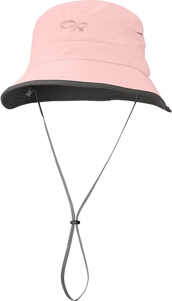 SDFRG Chapeau de Seau Woodland Winter Toile Unisexe Packable UV Protection Outdoor Summer Fishing Cap Sun Hat