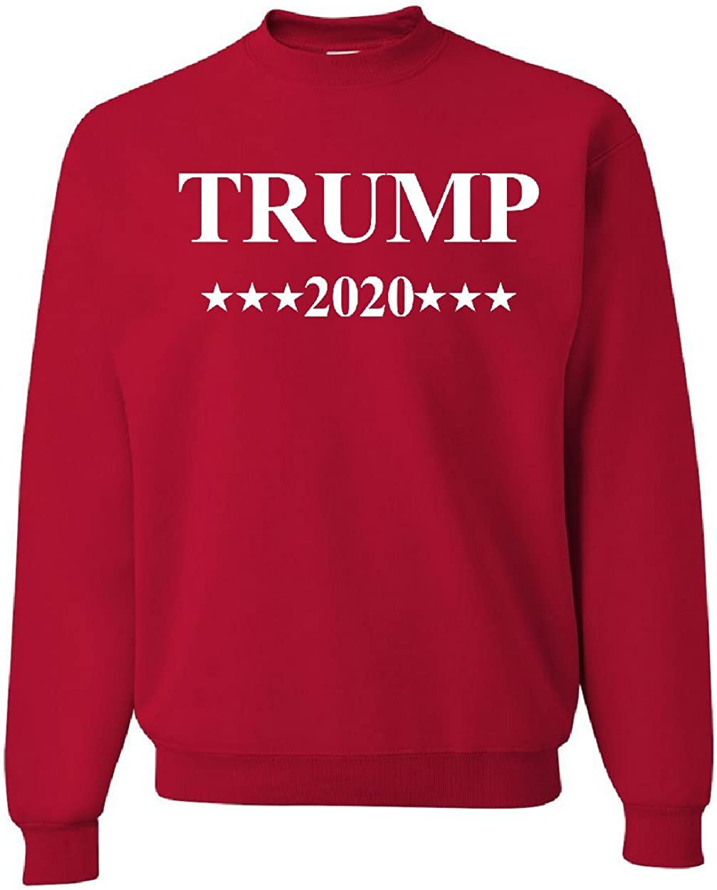 Tee Hunt Trump 2020 MAGA Sweatshirt American President Republican Sweater