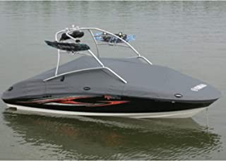 OEM Yamaha JetBoat 210 Series with Tower 2006-2011 Mooring Cover MAR-210MC-TW-CH