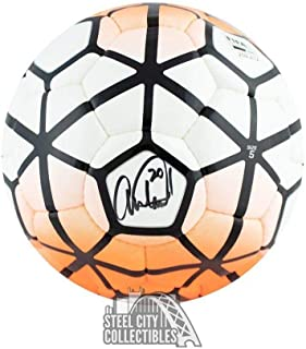 817e75bcd25 Abby Wambach Autographed Nike Soccer Ball - COA - PSA DNA Certified - Autographed  Soccer