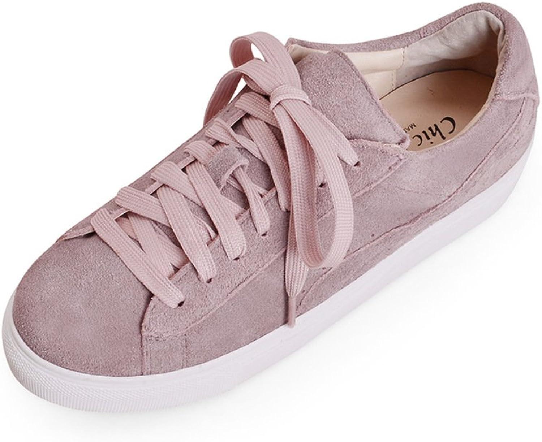 WLJSLLZYQ Fall Fashion Strap Casual shoes deep Estuary Flats Sport shoes