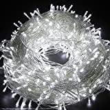 FULLBELL LED String Lights Fairy Twinkle Decorative Lights 200 LED 65.6 Feet...