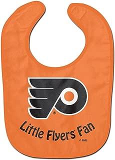 WinCraft NHL Philadelphia Flyers WCRA2062714 All Pro Baby Bib