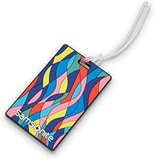 Samsonite Designer Luggage Id Tags, Vectorfunk