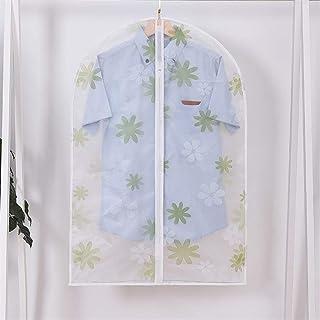 Vêtements Couverture Sac, transparent Vêtement Accroche en plastique Costume vêtement cache-poussière couverture sac de ra...