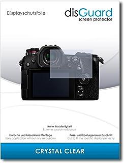 Anti-Reflex Compatible avec Panasonic Lumix DC-GH5 Film Protecteur 2 Pi/èces Antireflets disGuard Protecteur d/écran Mat Anti-reflet Extr/êmement r/ésistant Anti-Empreinte Digitale